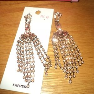 New Express Dangle Earrings